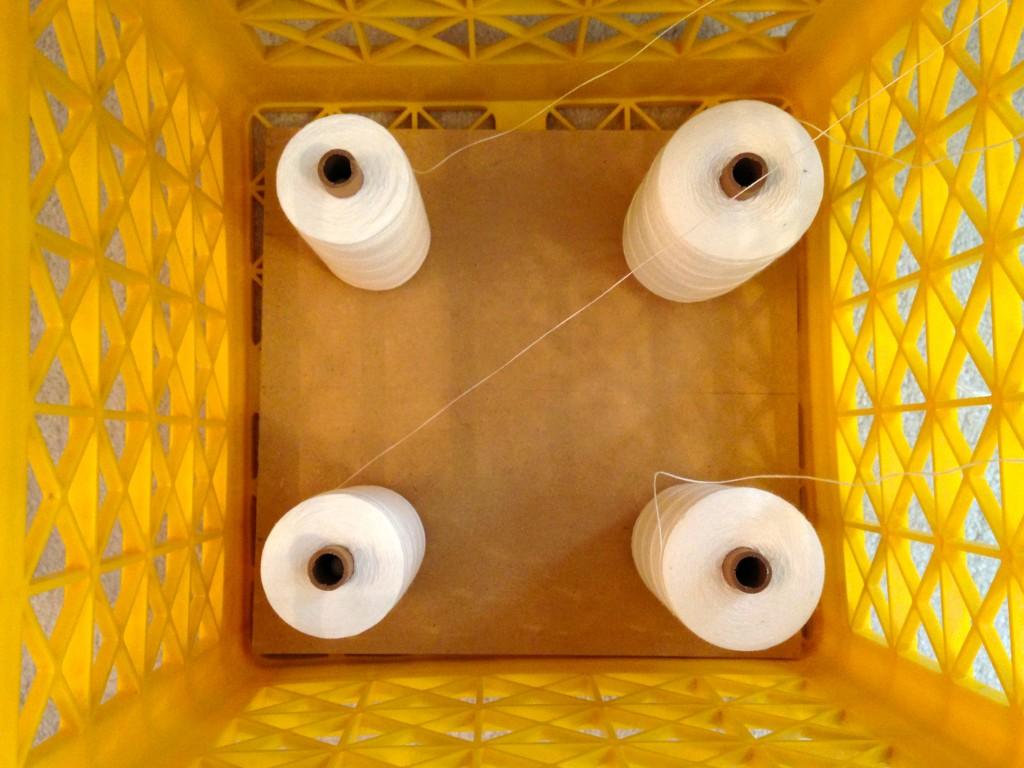 Egyptian cotton handwoven curtains