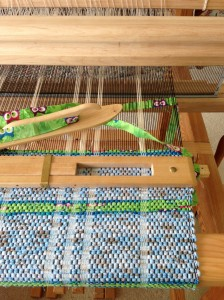 Glimakra Ideal with Swedish rag rug