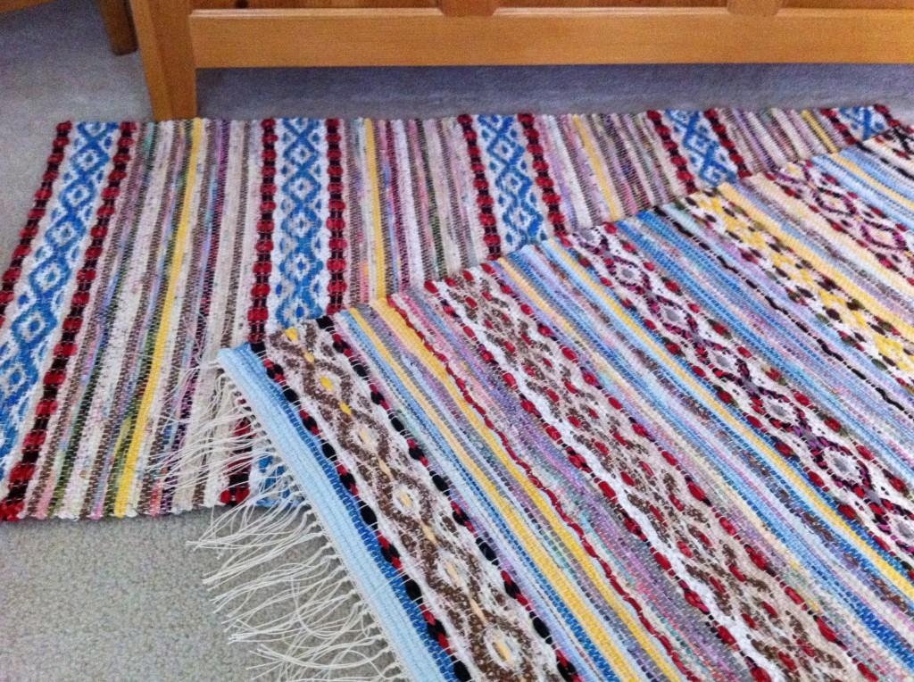Rosepath Rag Rugs, Karen Isenhower