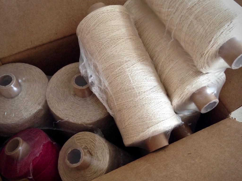Linen arrives!