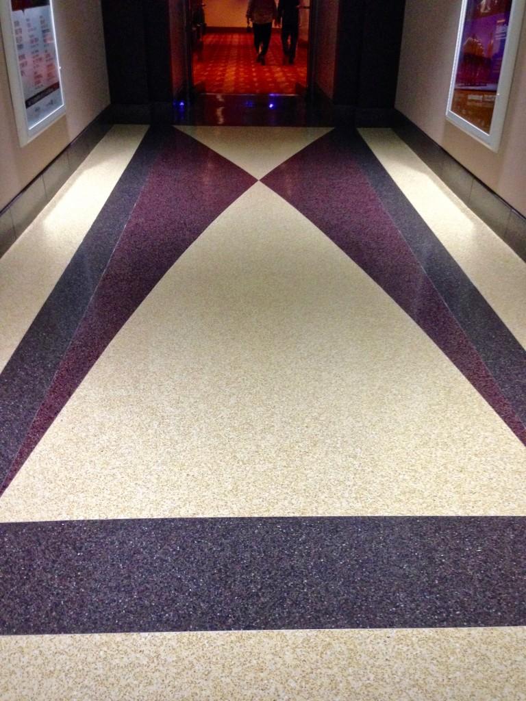 Design inspiration for a rug.