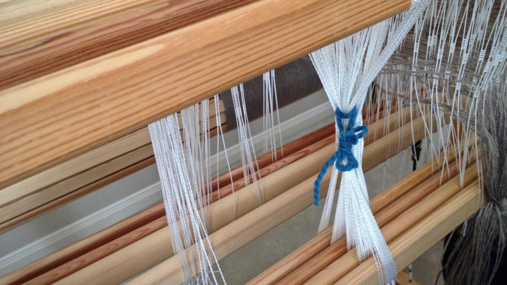 Removing Texsolv heddles. How to --
