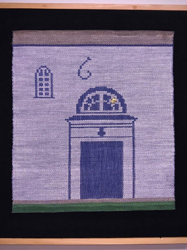 Church Door by Joanne Hall.