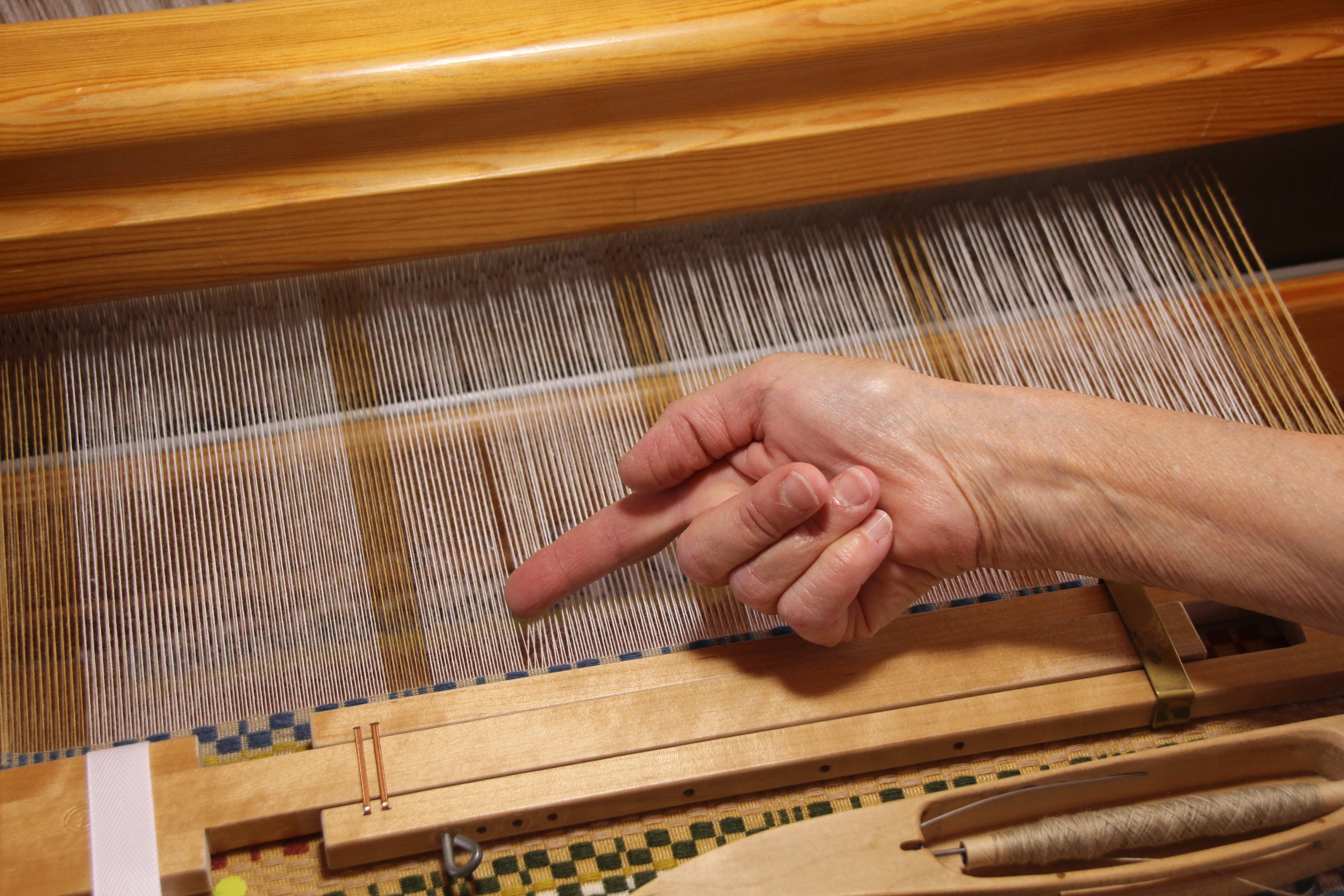 Weft Rep - How to, and simplified.